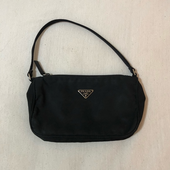 30bfc16eb7ae Prada Mini Nylon Bag. M 5b7796a3d365be4f63b63b56